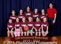SJB Intramural Basketball 2011